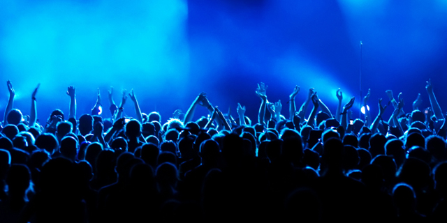 Helipad Concert