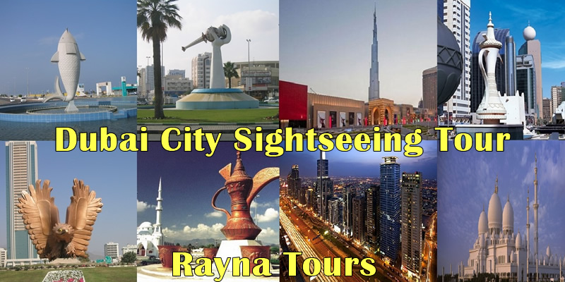 Dubai City Sightseeing Tour