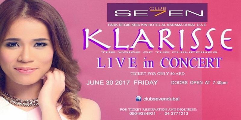 KLARISSE Live in Concert
