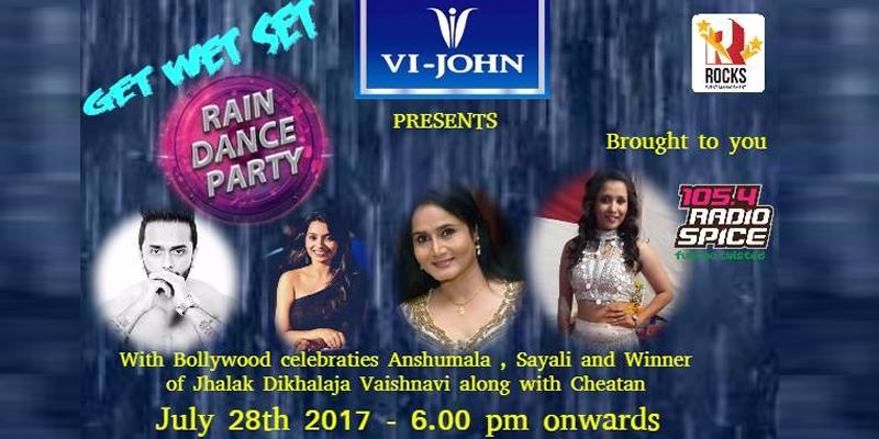 Rain Dance Party