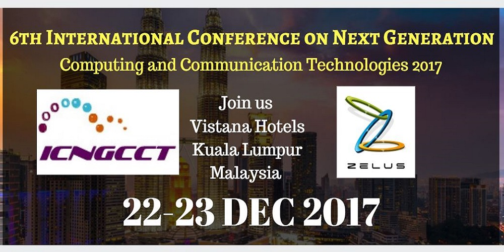 6th International Conference on Next Generation