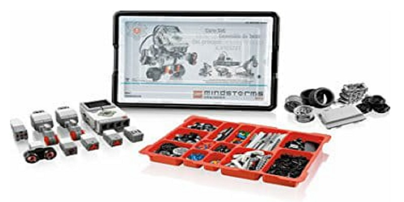 Fundamentals of LEGO MindStorms EV3