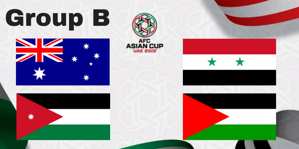 AFC Asian Cup Group B