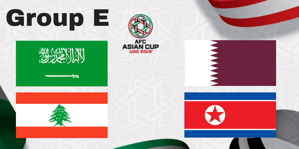 AFC Asian Cup Group E