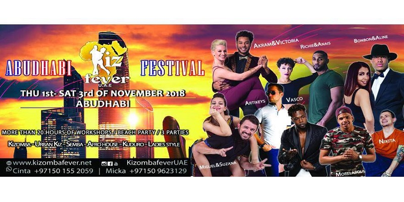 Kizomba Fever Festival II