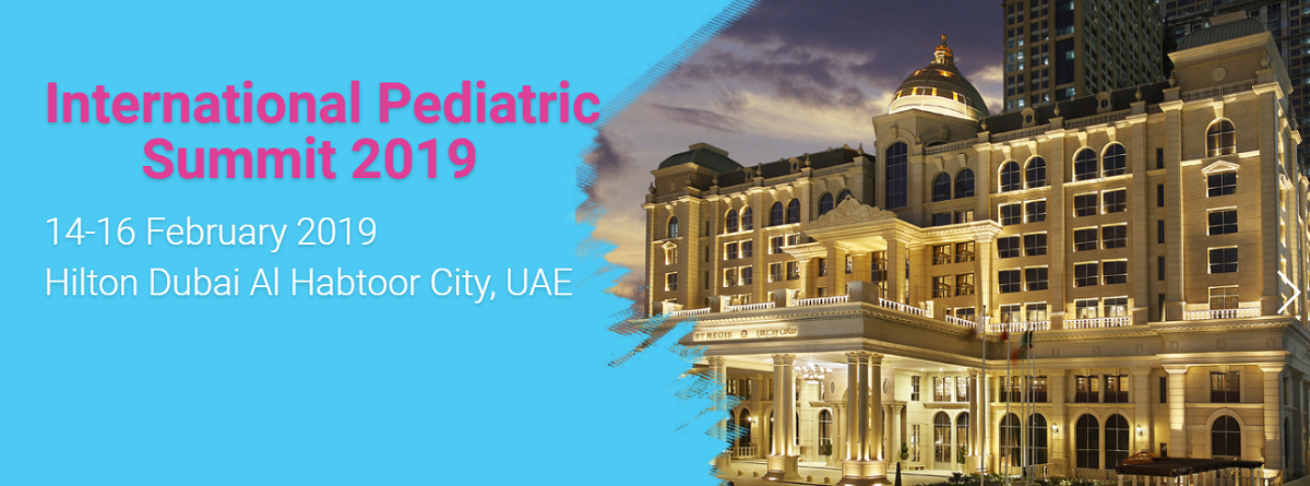 International Pediatric Summit Tickets IPS 2019