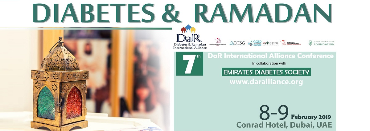 Diabetes and Ramadan Conference Tickets ICOM Group