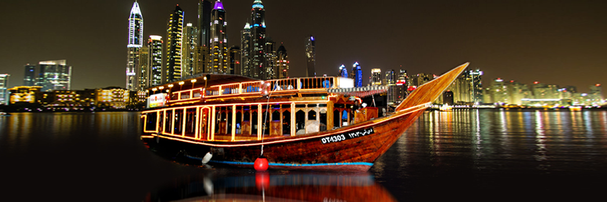 Marina Dhow Cruise Tickets Tohama Travel
