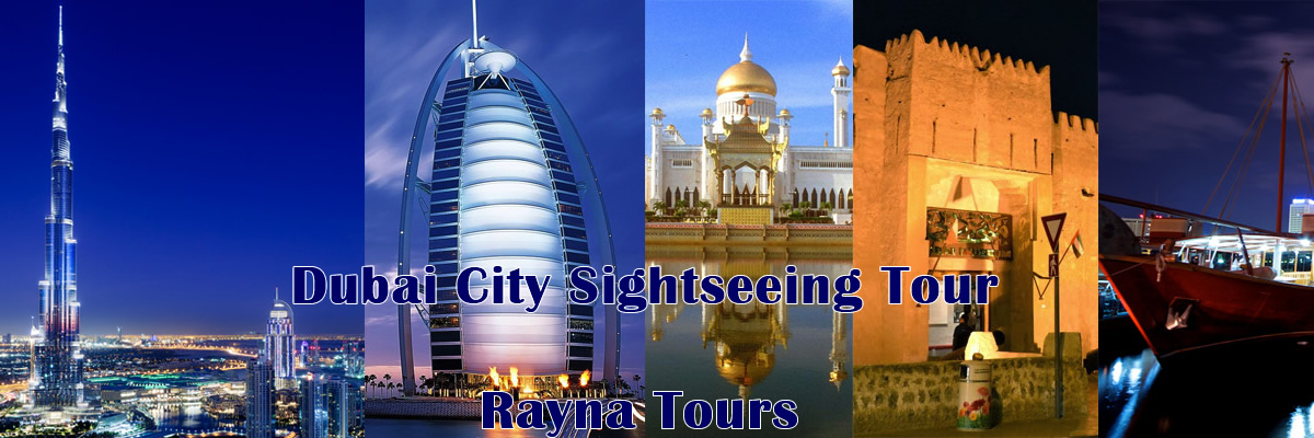 Dubai City Sightseeing Tour Tickets