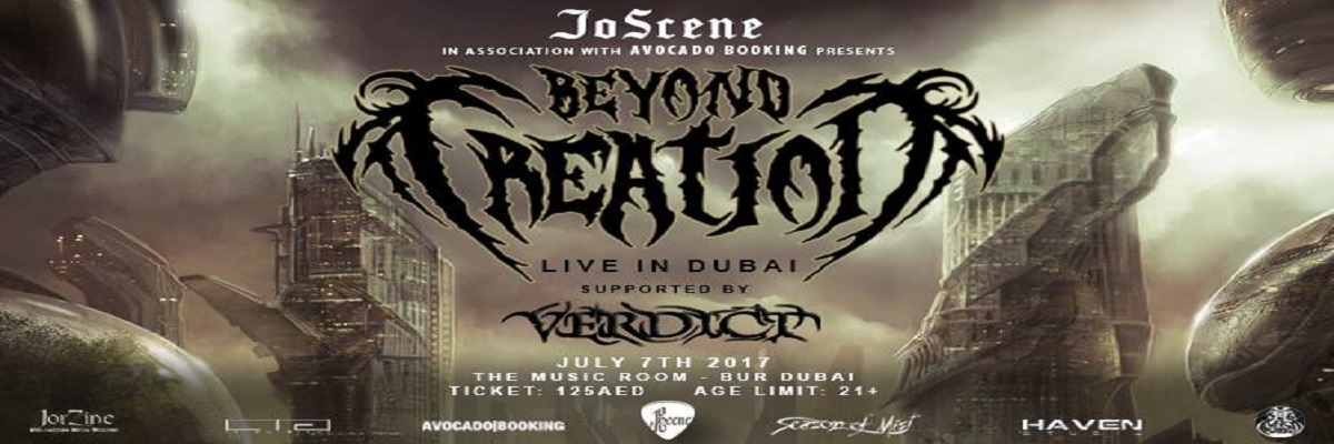 Beyond Creation Tickets JoScene