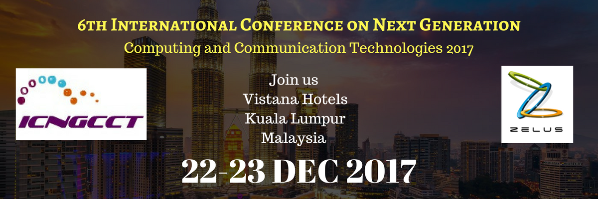 6th International Conference on Next Generation Tickets Zelus Events