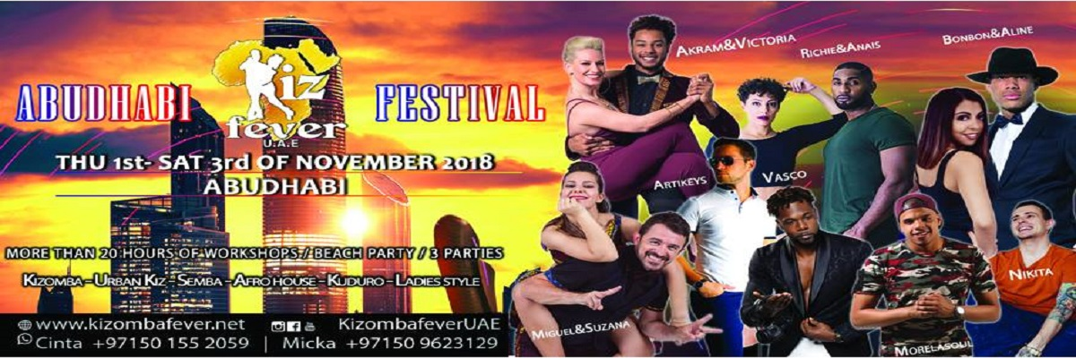Kizomba Fever Festival II Tickets