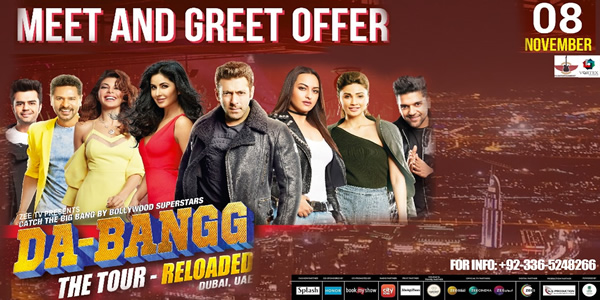 Da Bangg Tickets