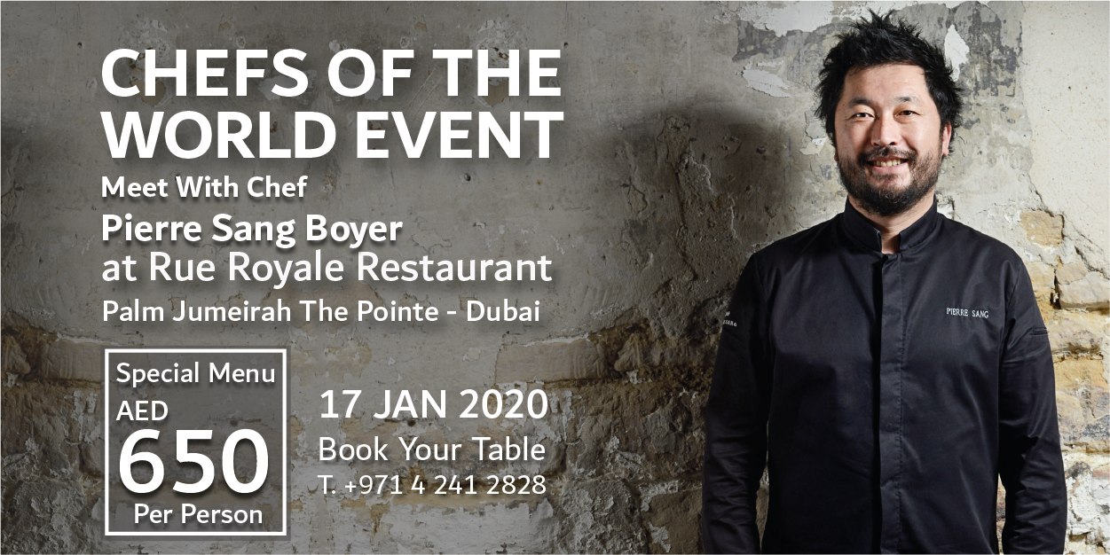 Chefs Of The World Tickets