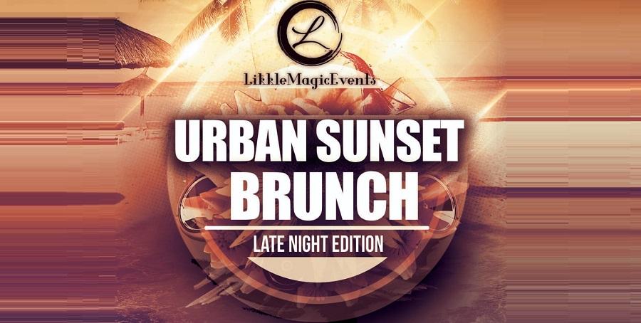 Urban Sunset Brunch Tickets
