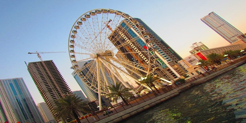 Eye Of The Emirates Wheel Tickets