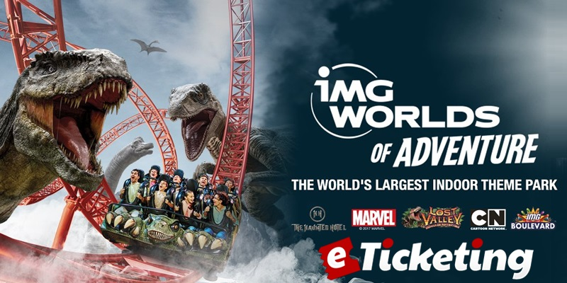 IMG Worlds Of Adventure Tickets