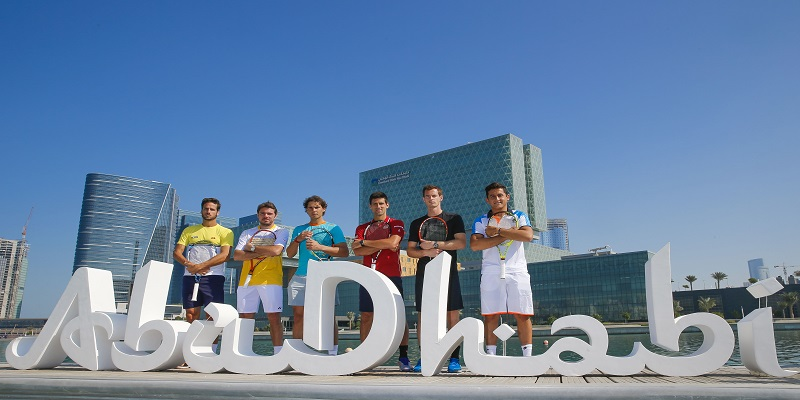 Mubadala World Tennis Championship Tickets