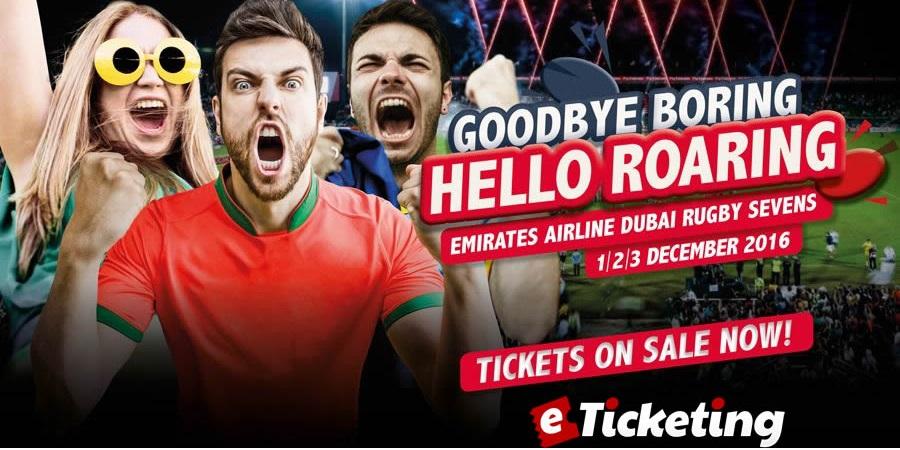Dubai Rugby Sevens Tickets