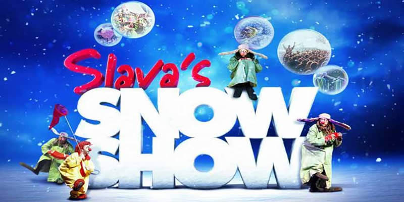 Slava Snowshow Tickets