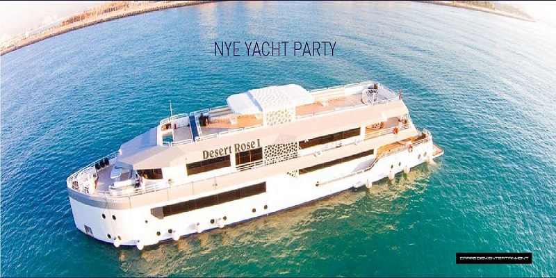 NYE YACHT PARTY Tickets