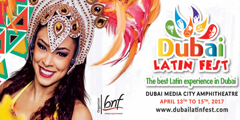 Dubai Latin Fest Tickets