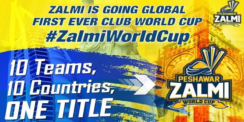 Zalmi World Cup Tickets