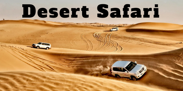Red Dune Desert Safari Tickets