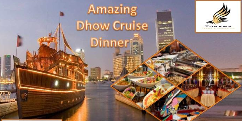 Creek Dhow Cruise Tickets