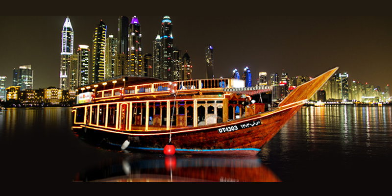 Marina Dhow Cruise Tickets