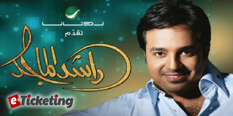 Rashed Al Majed Tickets