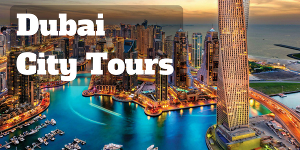 Dubai City Tour Tickets