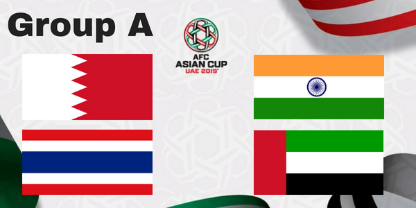 AFC Asian Cup Group A Tickets