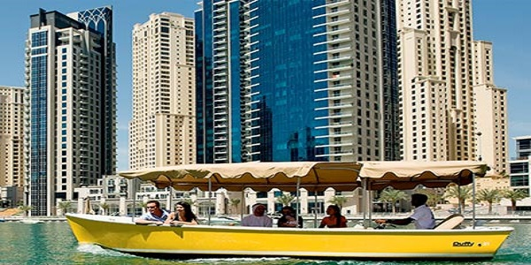 DUFFY BOATS IN DUBAI Tickets