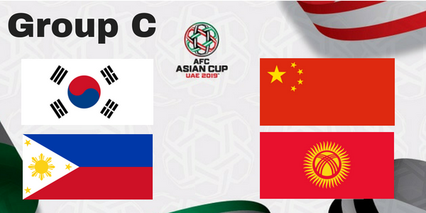 AFC Asian Cup Group C Tickets