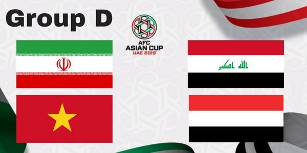 AFC Asian Cup Group D Tickets