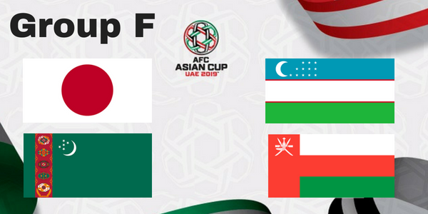 AFC Asian Cup Group F Tickets