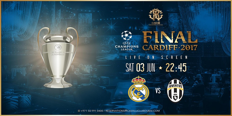 UEFA Champions League Final 2017 Tickets