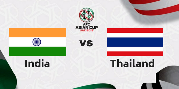 India V Thailand Tickets