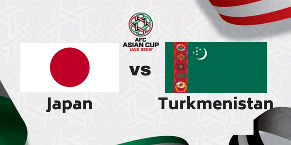 Japan V Turkmenistan Tickets