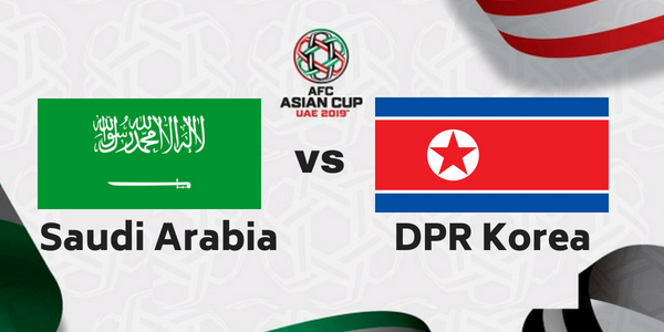 Saudi Arabia V DPR Korea Tickets