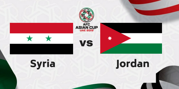 Syria V Jordan Tickets