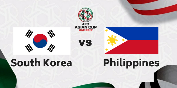 South Korea V Philippines Tickets