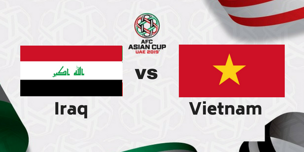 Iraq V Vietnam Tickets