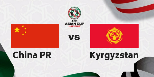 China PR V  Kyrgyzstan Tickets