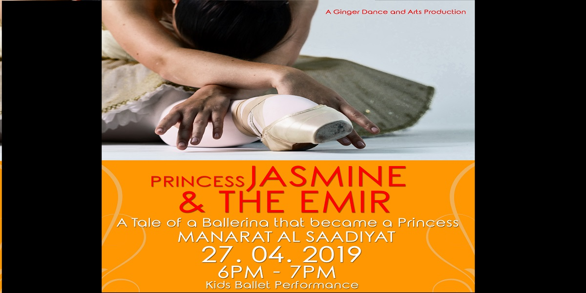 Princess Jasmine And The Emir Tickets