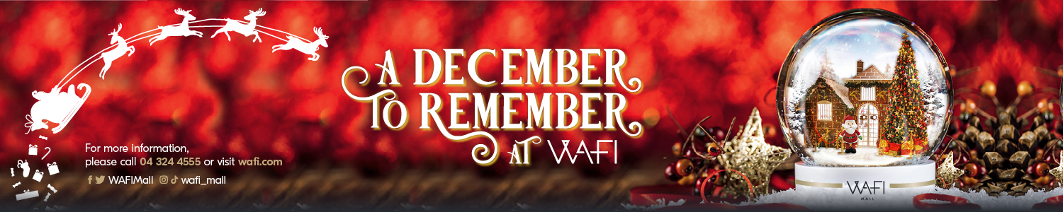 A December to Remember at Wafi