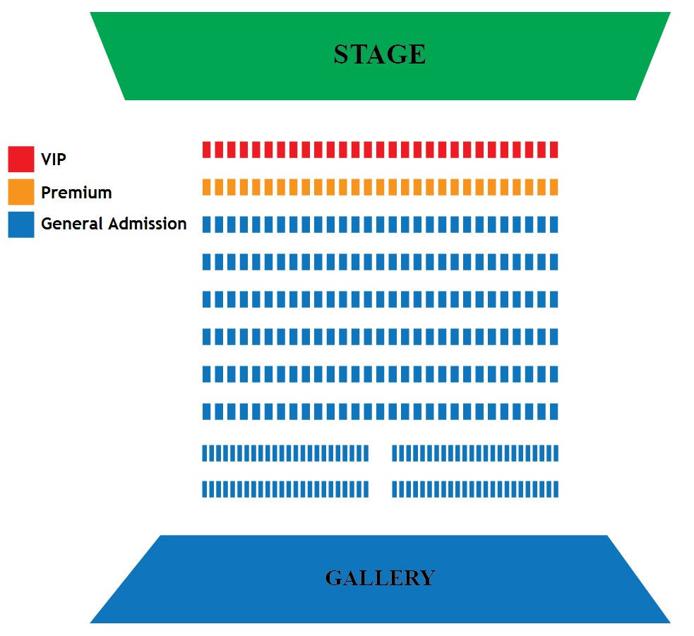 Pakistan Auditorium Dubai Seating Plan