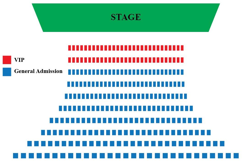 Abu Dhabi Chamber of Commerce Auditorium Seating Plan