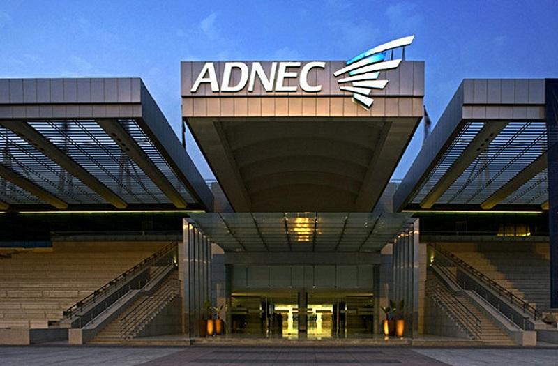 Abu Dhabi National Exhibition Centre seating plan